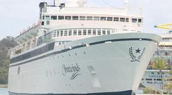 The Freewinds cruise ship