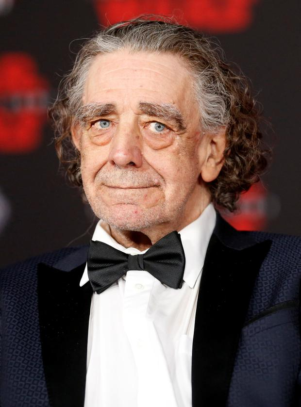 Tributes: Actor Peter Mayhew, who played Chewbacca in the 'Star Wars' films. Photo: REUTERS/Danny Moloshok/File Photo