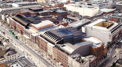 The scheme to rejuvenate the north side of the city centre has come from UK property group Hammerson