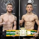 Billy 'The Butcher' Stuart (left) and Dylan McDonagh (right)/