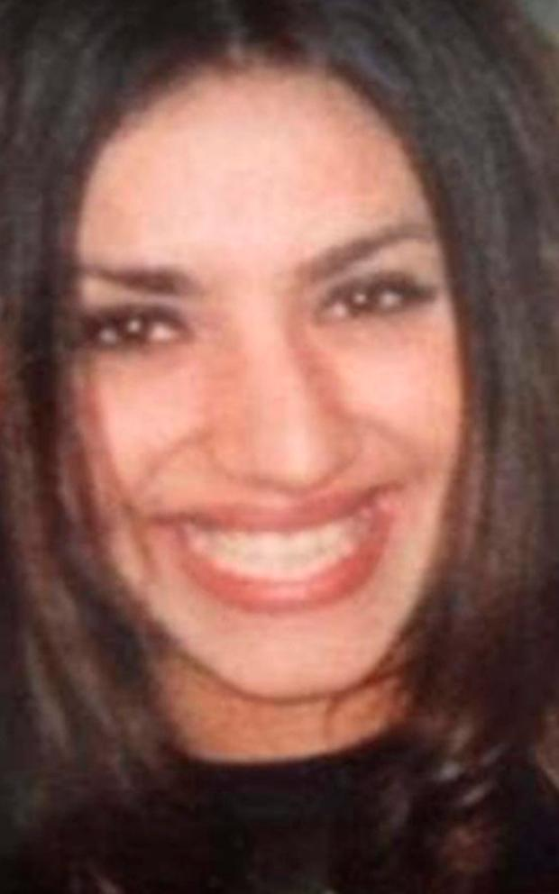 Mihrican Mustafa has been formally identified by police as one of two women whose bodies were found in a chest freezer in a flat in east London Photo credit: Family Handout/PA Wire