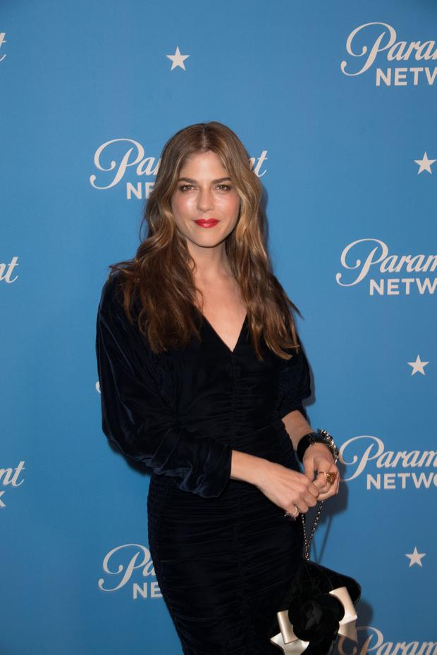 Selma Blair attends Paramount Network Launch Party at Sunset Tower on January 18, 2018 in Los Angeles, California. (Photo by Earl Gibson III/Getty Images)