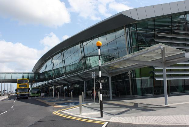 A €170m tunnel is being planned at Dublin Airport to allow the campus to grow further to the west as passenger traffic continues to rise. Stock photo