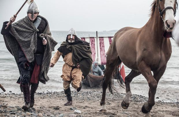 FESTIVAL: The 1169 landings re-enacted at Carrig-on Bannow