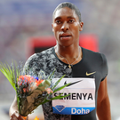 Caster Semenya. Photo: AP