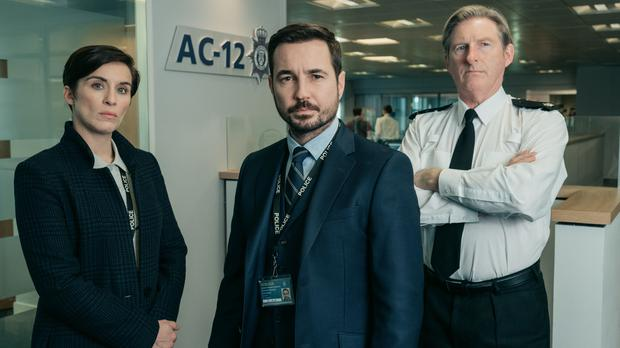 Fans are looking forward to the Line of Duty finale(Aiden Monaghan/World Productions/BBC)