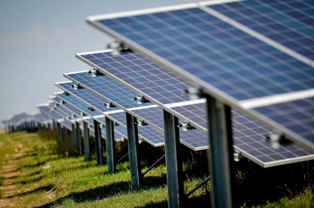 Reflecting energy trends: Solar is part of renewable policies. Stock: PA