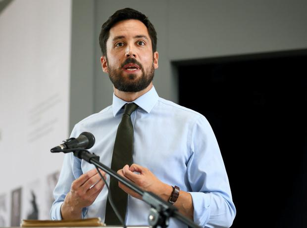 Crisis: Housing Minister Eoghan Murphy. Photo: Frank McGrath