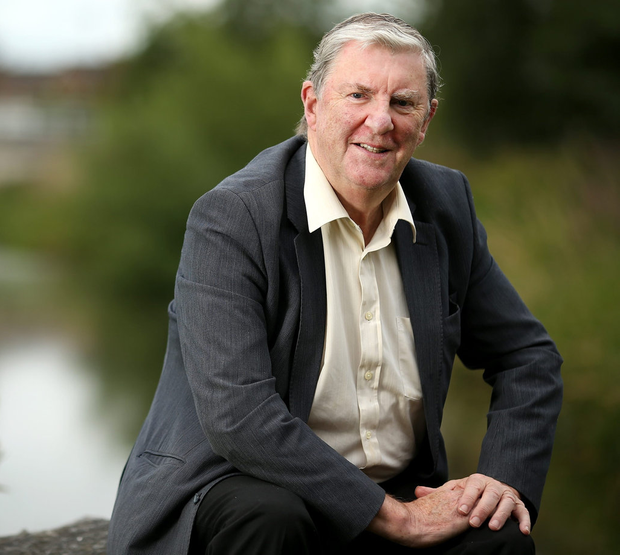 Eugene McGee pictured in 2015. Photo: Gerry Mooney