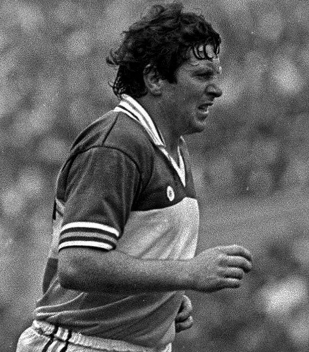 Seamus Darby pictured in 1982. Photo: Sportsfile