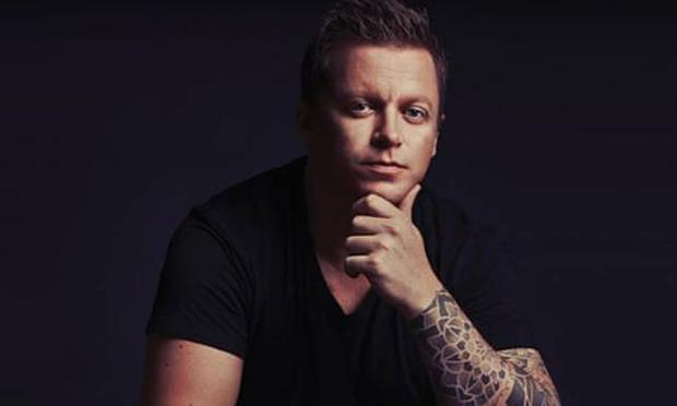 Australian DJ Adam Neat has died in Bali, reportedly of blood loss after crashing through a glass door. Photograph: Facebook
