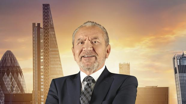 Lord Sugar will appear on Piers Morgan's Life Stories (BBC/Comic Relief/PA)