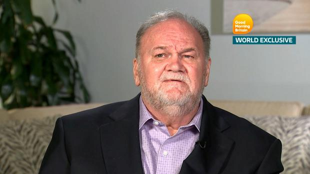 Thomas Markle: Humiliated his daughter by his press dealings