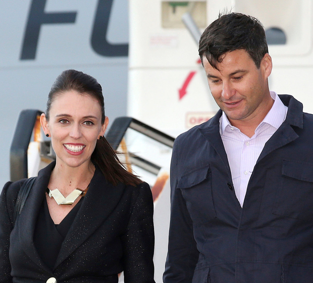 Jacinda Ardern and Clarke Gayford are to marry. Photo: AP