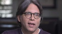Former self-help guru Keith Raniere on trial on charges of running a secretive New York sex cult that recruited female