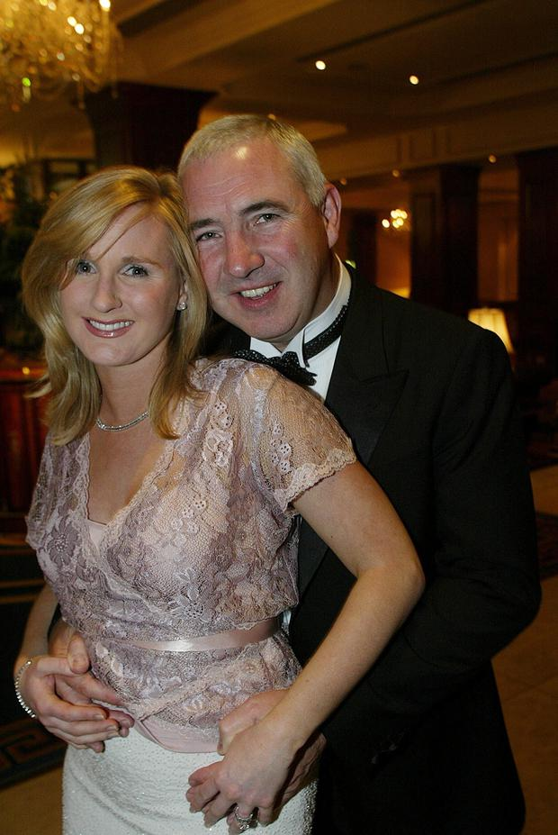 Seán Dunne and estranged wife Gayle Killilea are defendants in the civil trial