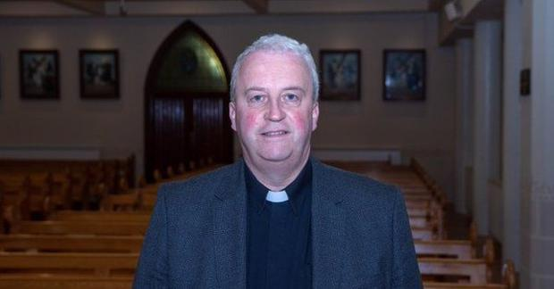 Fr Michael Router will help Archbishop Eamon Martin
