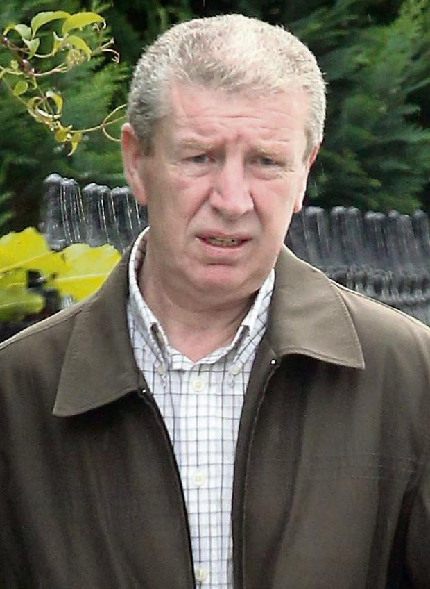 Eamon Kelly died after being shot three times in broad daylight while out walking.
