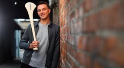 Clare forward Peter Duggan at the launch of the Littlewoods Ireland #StyleOfPlay campaign. Photo: Sportsfile