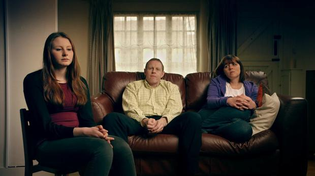 Life lessons: a still from Ollie Lambert's film Mum and Dad are Splitting Up