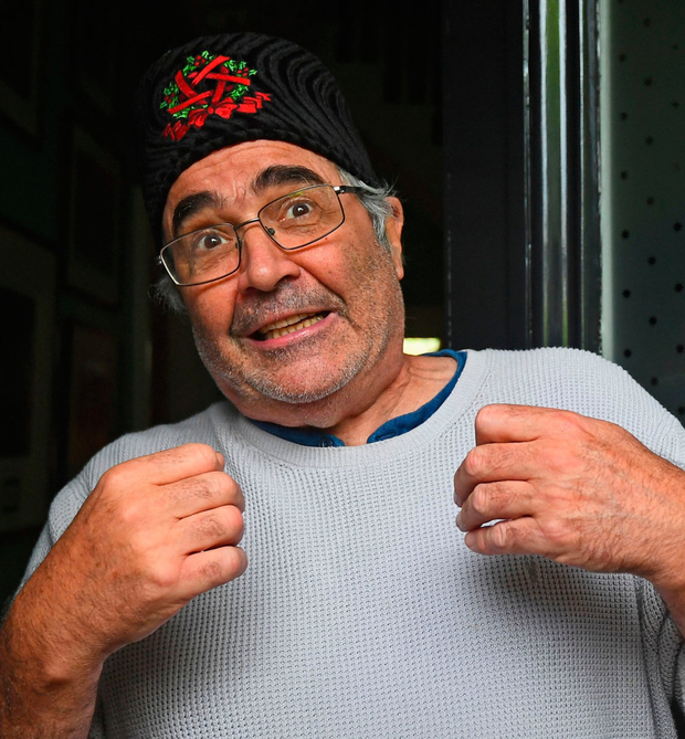 Axed: Danny Baker. Photo: Victoria Jones/PA Wire
