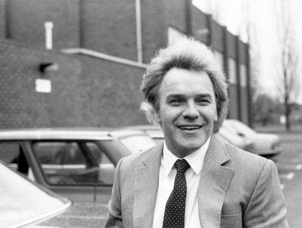File photo dated 1/3/1988 of Freddie Starr who has died aged 76