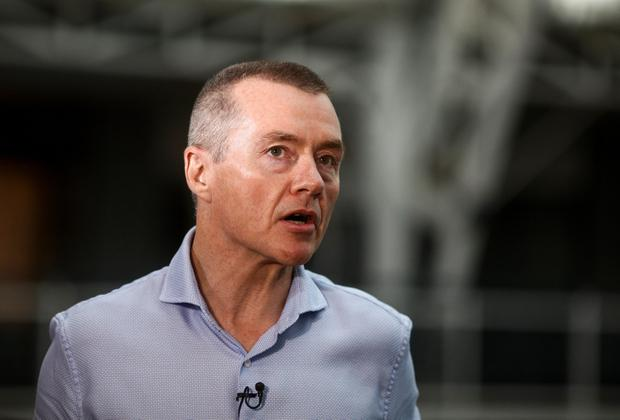 Willie Walsh: Gave green light to more expansion for Aer Lingus. Photo: Bloomberg
