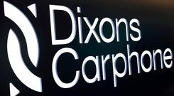 Electronics retailer Dixons Carphone Ireland has increased its stockpiling capacity by seven times over as part of its preparations for Brexit. Photo: Reuters