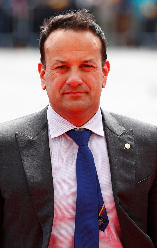 Taoiseach Leo Varadkar. Photo: REUTERS/Francois Lenoir