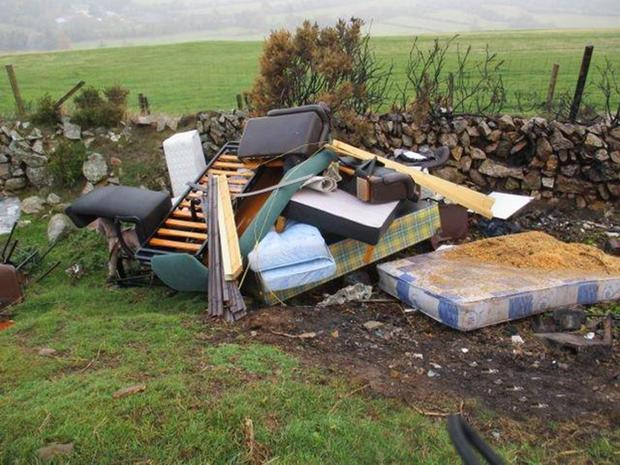 Waste: Wicklow County Council battles dumping in remote areas