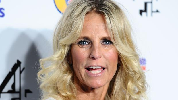 Ulrika Jonsson was left drained by the menopause. (Ian West/PA)