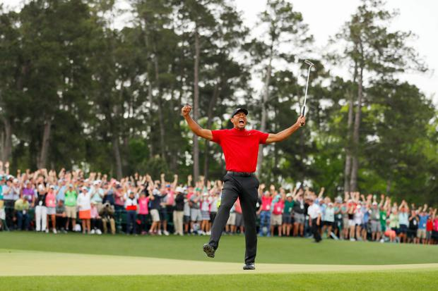 Tiger Woods. Photo: Kevin C. Cox/Getty Images