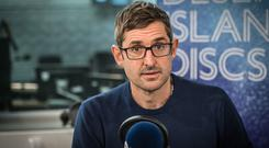 Louis Theroux on Desert Island Discs (Amanda Benson and BBC Radio 4)