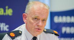 Operation Thor a success: Assistant Commissioner John O'Driscoll. Photo: Gareth Chaney, Collins