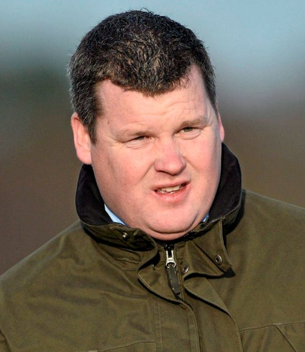 Trainer Gordon Elliott. Photo: Barry Cregg / Sportsfile