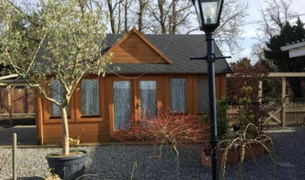 'Real treasure': This log cabin in Kildare was on the market for €850 a month