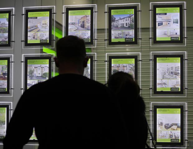This will mean fewer properties for first-time buyers to purchase. Stock: PA