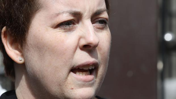 Ruling: Terminally ill mother Ruth Morrissey was awarded €2.1m in the High Courts. Photo: Collins Courts