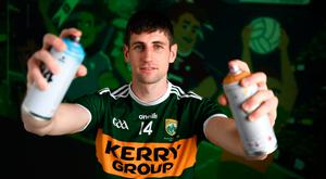KNEESY DOES IT: Kerry and Dingle footballer Paul Geaney. Photo: Stephen McCarthy/Sportsfile