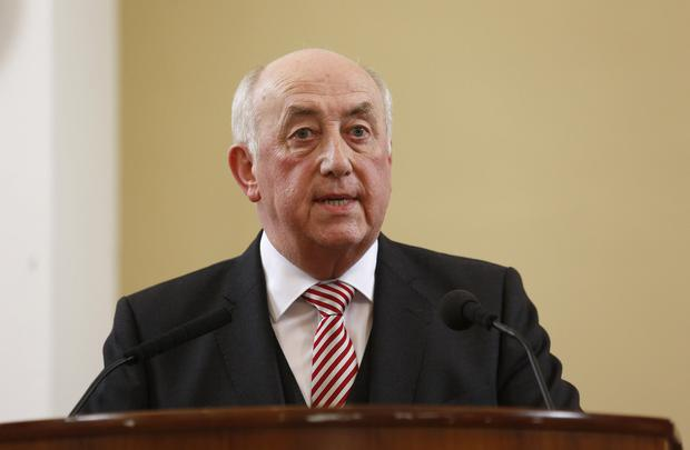 Ruling: President of the High Court, Justice Peter Kelly. Photo: Damien Eagers