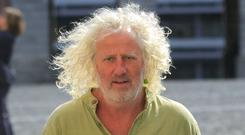 Independents 4 Change TD Mick Wallace. Photo: Gareth Chaney, Collins