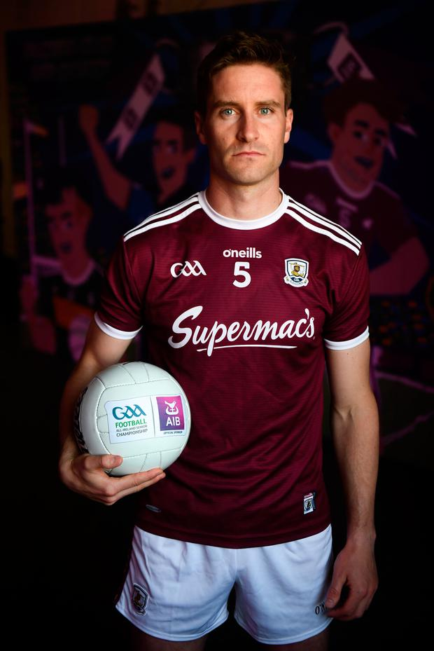 Galway's Gary O'Donnell. Photo: Sportsfile