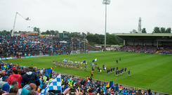 Munster Council are planning for a crowd of around 35,000 for All-Ireland champions Limerick's opening game of the 2019 championship against reigning Munster champions Cork at the LIT Gaelic Grounds (pictured) on Sunday. Photo: Sportsfile