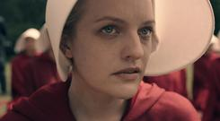 The Handmaid's Tale, starring Elisabeth Moss (Channel 4/PA)