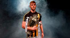 Kilkenny's Adrian Mullen is pictured at the launch of the Bord Gáis Energy All-Ireland U-20 hurling Championship. Photo: David Fitzgerald/Sportsfile