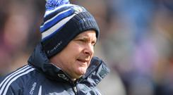 Monaghan's progress since 2012 under Malachy O'Rourke, who took over in late 2012 has been remarkable, yielding two Ulster titles (2013-'15), five qualifications for the All-Ireland quarter-finals and one semi-final. Photo: Piaras Ó Mídheach/Sportsfile