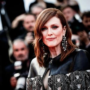 CANNES, FRANCE - MAY 15: Julianne Moore attends the screening of