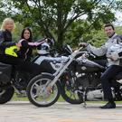 On the road again…Minister of State at the Department of Transport, Tourism and Sport, Brendan Griffin, T.D., along with Breffni Ingerton, Chairperson Ireland BikeFest, and Danielle Favier, Fáilte Ireland, launching Ireland BikeFest 2019, Killarney which takes place 31st May to 3rd June bank holiday