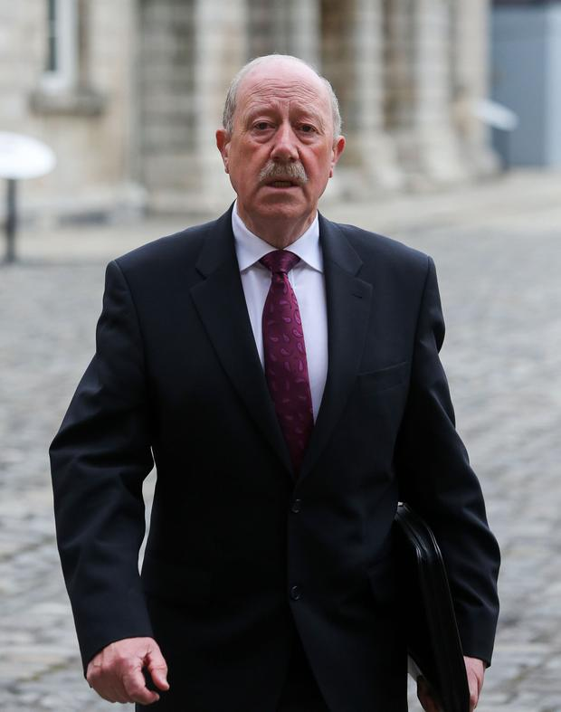 Findings: Martin Callinan waged a 'campaign of calumny'. Picture: Collins
