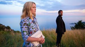 Julia Stiles returns in the new season of Riviera on Sky Atlantic